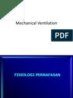 Basic Mechanical Ventilation for Resident