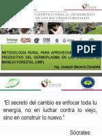 Metodología_ Aprovechar Germoplasma_foro Transferencia de Tecnología 2018