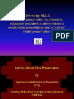 Example Document PowerPoint Presentation