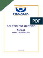 Boletin Anual 2017