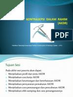 23 AKDR - dr.  Monika F.Farid, SpOG, M.Kes.pptx