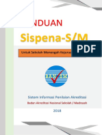 Panduan Sispena Untuk SMK 2018