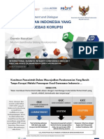 Perkenomonian Indonesia Yang Bersih Dan Bebas Korupsi - Darmin Nasution