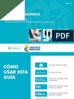 Modelo-pedagogico - Guía Técnica Buenas Prácticas Para La Seguridad Del Paciente