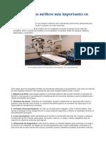 Requisitos para diseño de hospitales