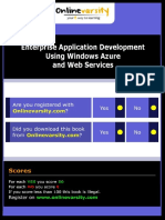 Enterprise Windowss Development