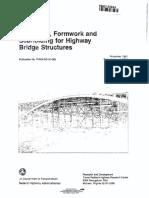 form work for bridges