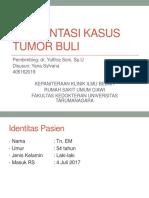 Case Tumor Buli -