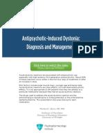 PDF Antipsychotic-Induced Dyst