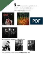 Metal Bulletin Zine 150