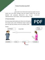 Pedoman Tehnik Komunikasi yang efektif dalam memberikan Informasi.docx