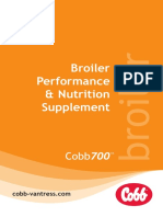 Cobb700 Broiler Performance Nutrition Supplement English9294AABB12037B70EE475E39