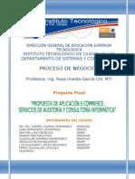 Copia de Plantilla Proyecto Proceso de Negocios