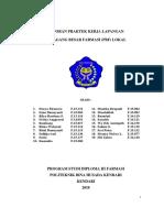 Laporan Seminar Pkl Pbf Lokal (Betul)