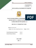 313377864-Informe-Laboratorio-Fisicoquimica-Presion-de-Vapor.docx