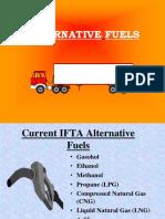 Alternate Fuels (1)