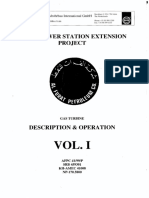 Description and Operation VOL 1