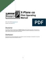 X-Plane G430 Manual