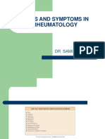 SIGNS AND SYMPTOMS IN RHEUMATOLOGY.ppt