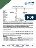 Condenser EC 496 KW