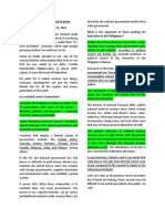 Federalism Articles