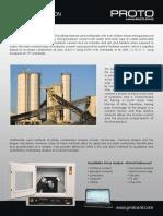Aplicação Difratometria Em Indústria de Cimento