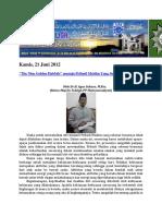 9langkah Pembentukan Peribadi Muslim