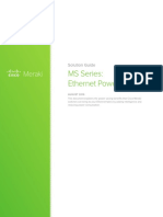 Meraki Whitepaper Ms Ethernet Power Study