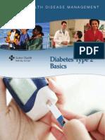 Diabetes Type 2 Basics