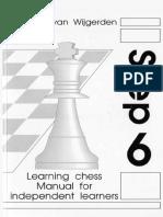 Cor Van Wijgerden - Learning Chess - Manual Step 6 (2011)