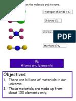 Element Compound (2)
