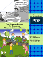 First German Reader for Beginners Bilingual for Children and Parents  Beginner (A1)
