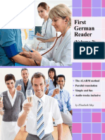 First German Reader (Volume 3) Bilingual for Speakers of English Elementary (A2)