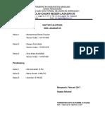 Daftar Calistung Lg 5