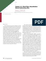 validation of rt quant bcr abl using ABI.pdf