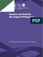 Roteiro da História da Língua Portuguesa
