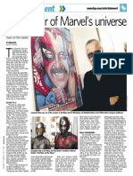 Marvel Comics Silver Age creators on Long Island 07-05-18