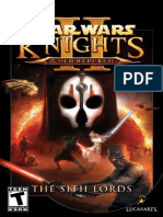 STAR WARS Knights of the Old Republic II - manual.pdf