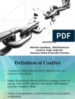 Presentation on Conflict