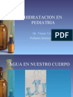 Hidratacion en Pediatria