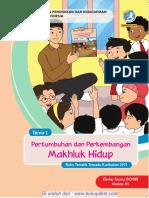 Buku Guru Kelas 3 Tema 1 Revisi 2018