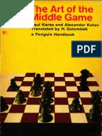 Keres & Kotov - The Art of the Middle Game.pdf