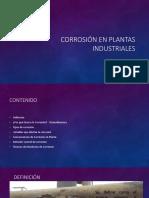 Corrosión en Refinerias