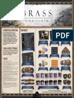 Brass Birmingham - Rulebook -