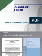 Metodología de diseño DDBD-VI Encuentro ECI-2013