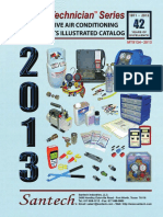 Santech Technition Series Catalog