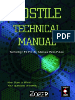 HOSTILE Technical Manual