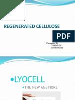 Regenerated Cellulose