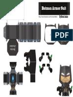 Batman Armor Mini Papercraft By Becks Junkie.pdf