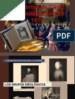 1.2.Las Cortes de Cadiz